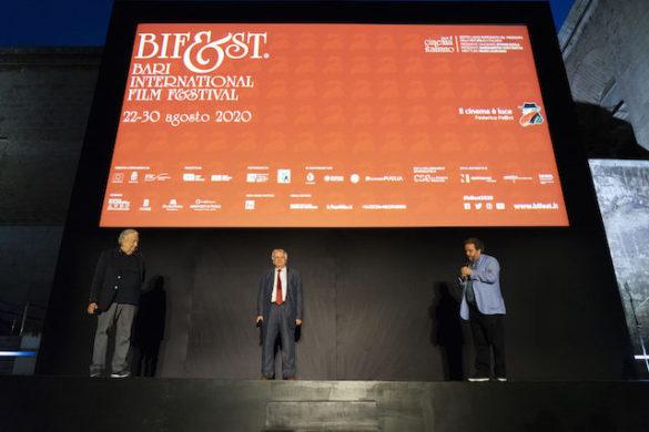 Lina Sastri, Pupi Avati e l'anteprima del film di Borte per il secondo giorno di Bif&st