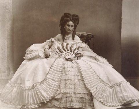 """""""Io sono io, e me ne vanto"""", la storia di Virginia Oldoini, contessa di Castiglione"""