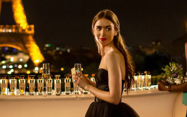 Emily in Paris, Lily Collins è un'americana a Parigi nella serie Netflix |  BonCulture
