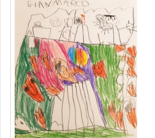 Casa dolce casa, i disegni dei bambini diventano un ebook in una raccolta per lo Spallanzani: c'è anche l'Alfieri Garibaldi di Foggia