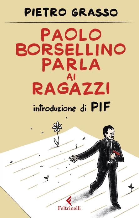 """#TavoloLegalitàMSA: Pietro Grasso presenta il suo libro """"Paolo Borsellino parla ai ragazzi"""""""