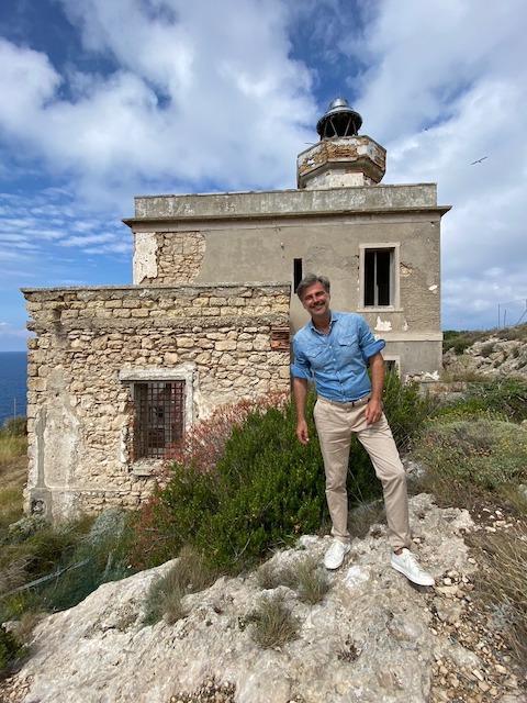 """""""Azzurro. Storie di mare"""" sbarca alle isole Tremiti. Domenica su Rai Uno le Diomedee raccontate da Beppe Convertini"""